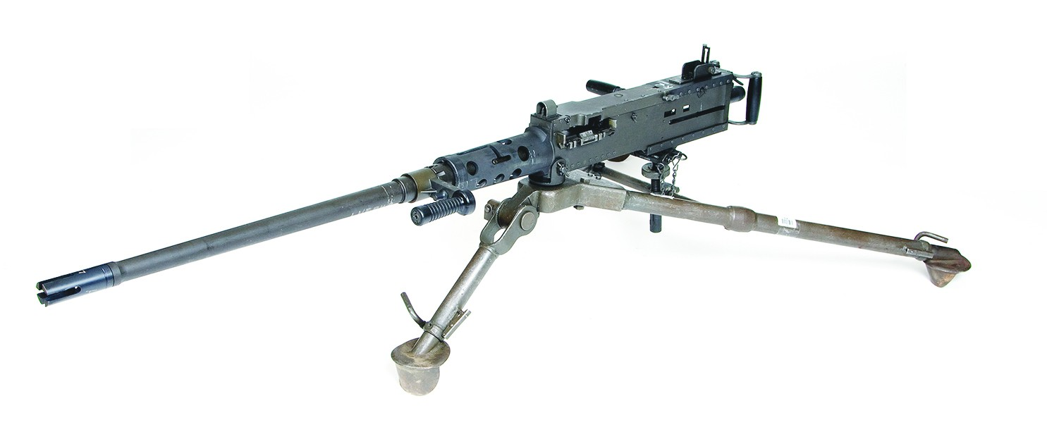 M2A1 Machine Gun features greater safety, heightened