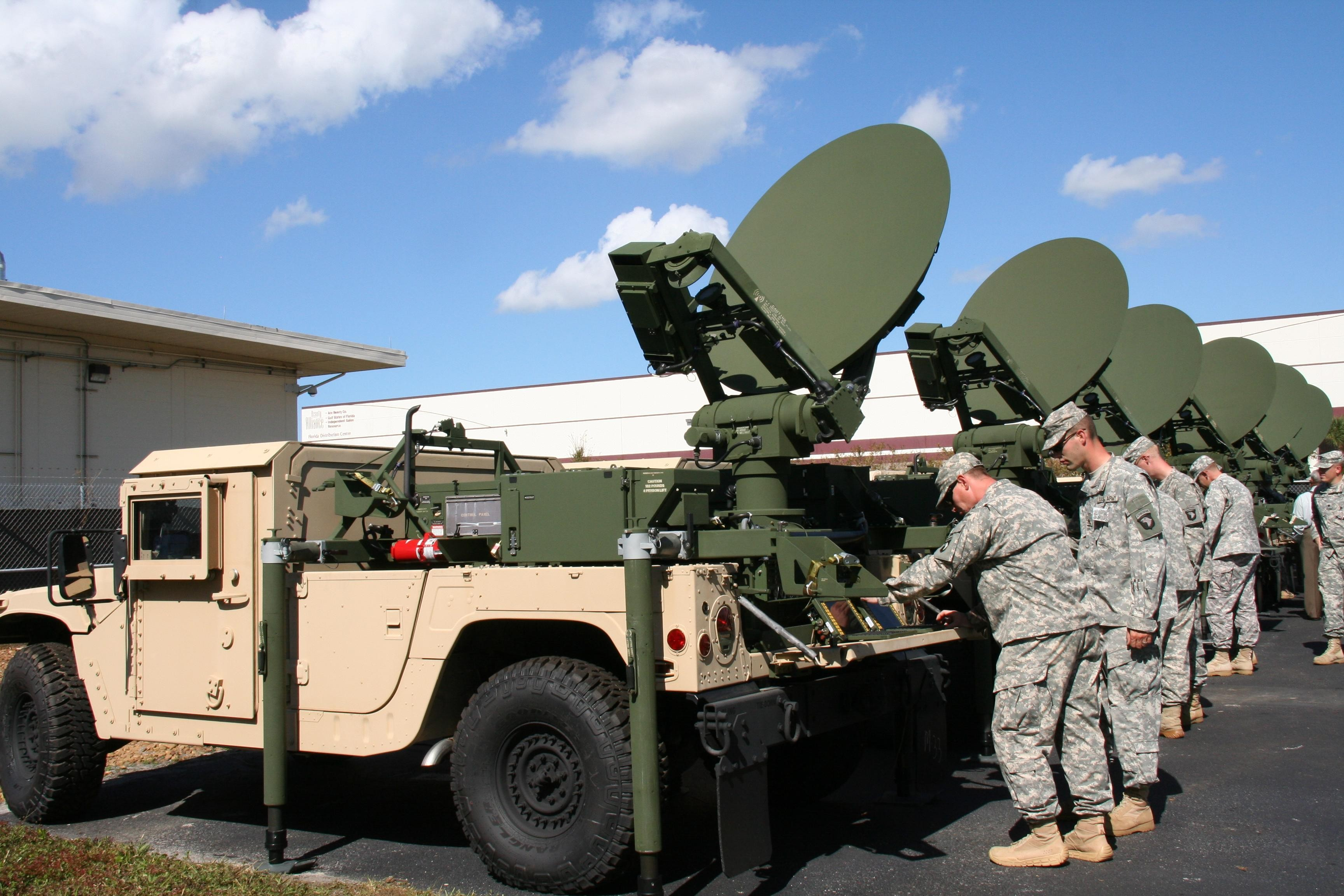 Army Upgrades Protected Communications Satellite Terminal