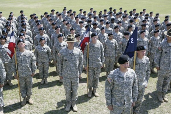 Army to hold force reduction realignment 39listening