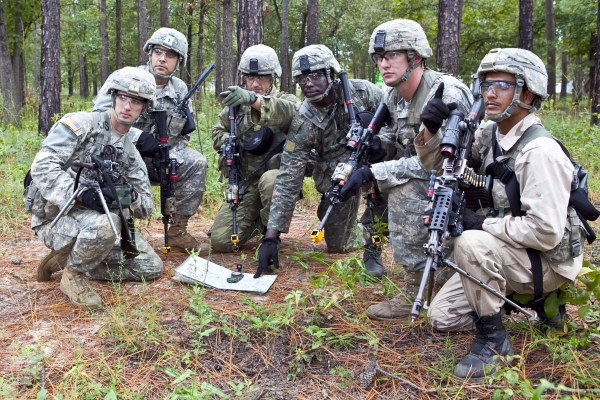 Army Tests Lethality Moving Targets With