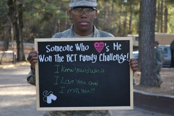 The family challenge Battalion launches program to