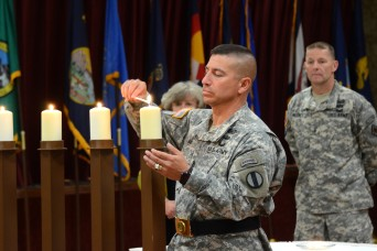 Fort Jackson remembers Holocaust victims Article The