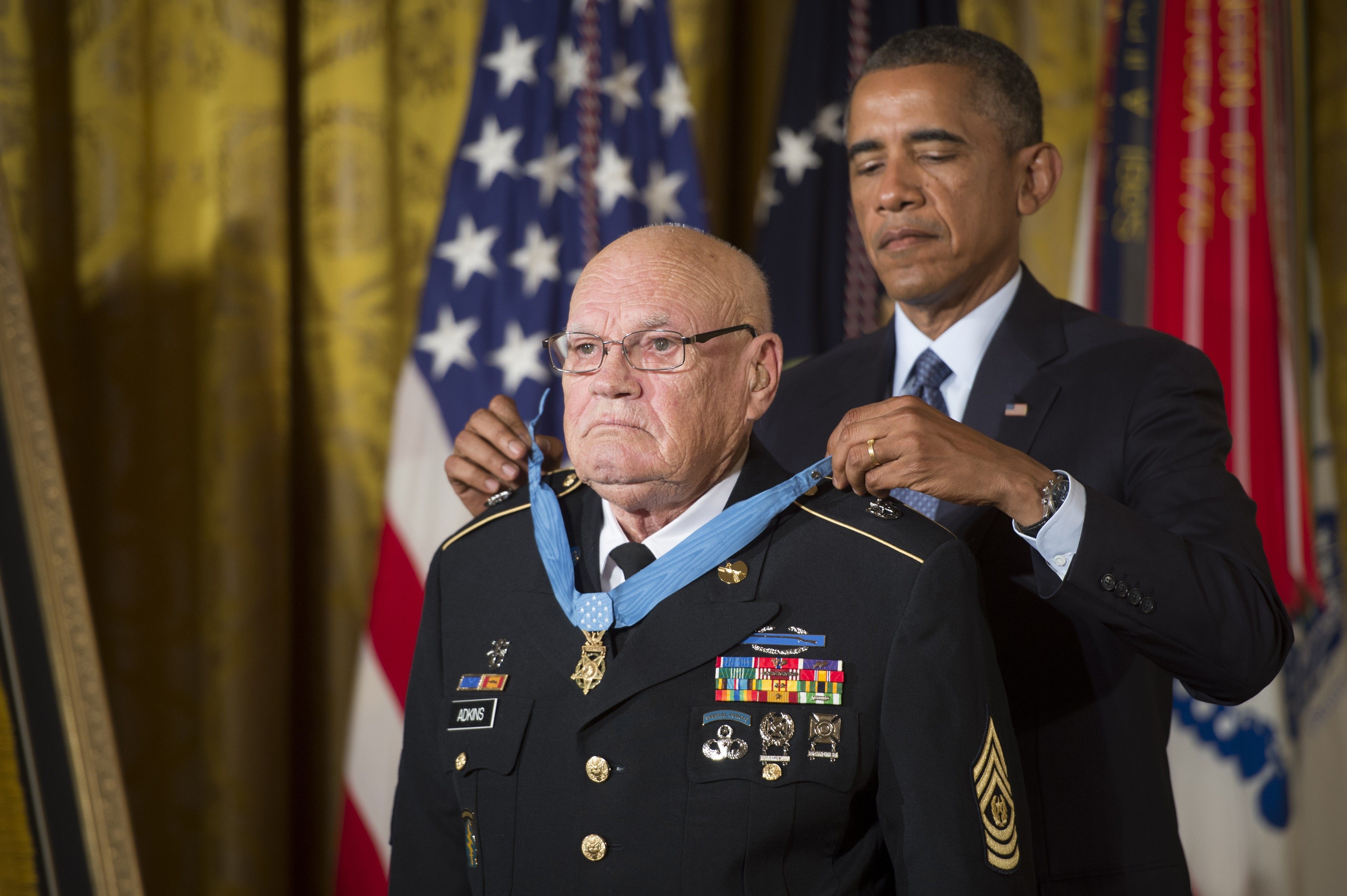 Two Vietnam War Sol Rs Receive Medal Of Honor