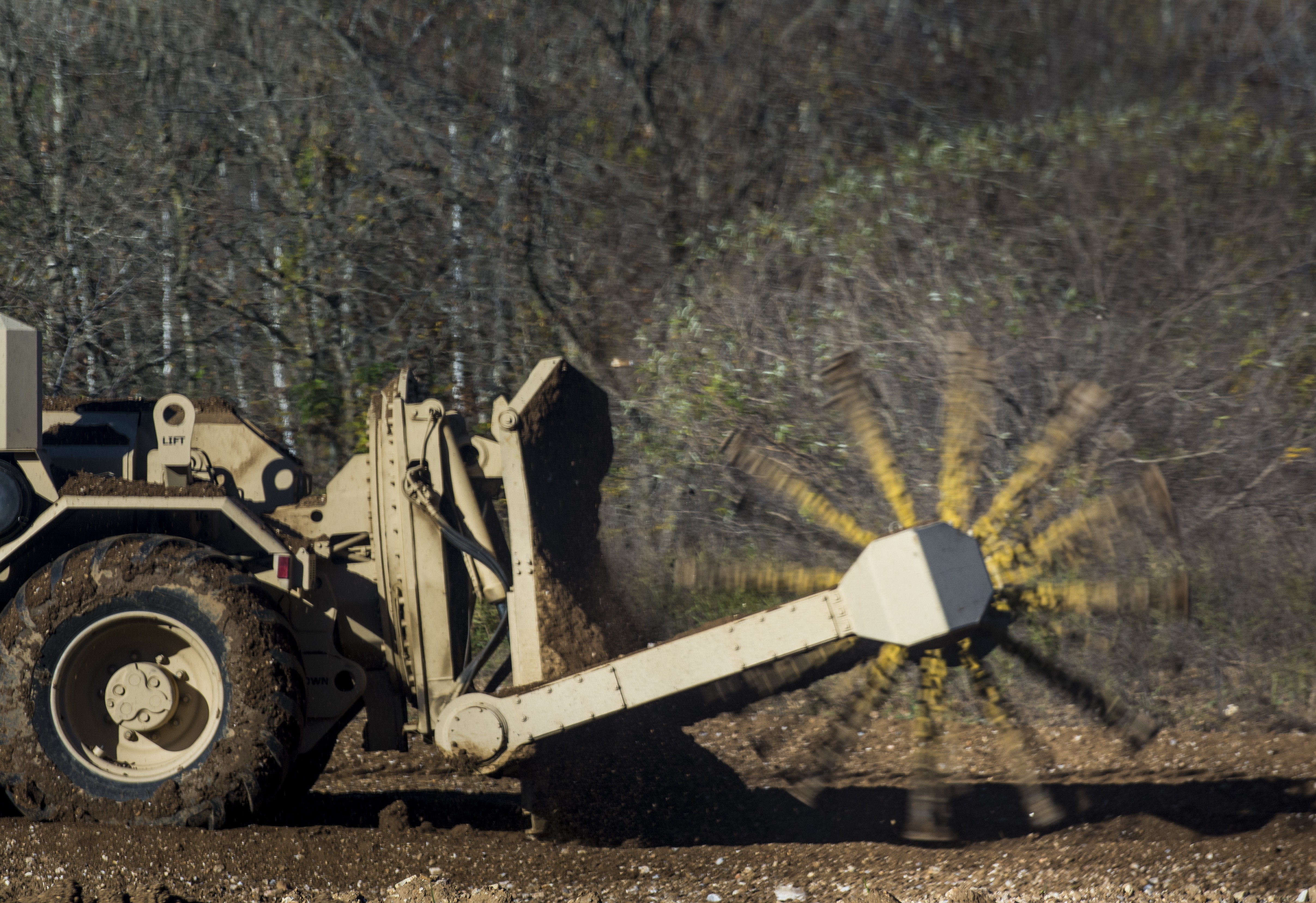 Army Reserve lays down the hammer striking through mine fields with a force  Article  The