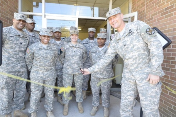 Fort Jackson tax center opens Article The United
