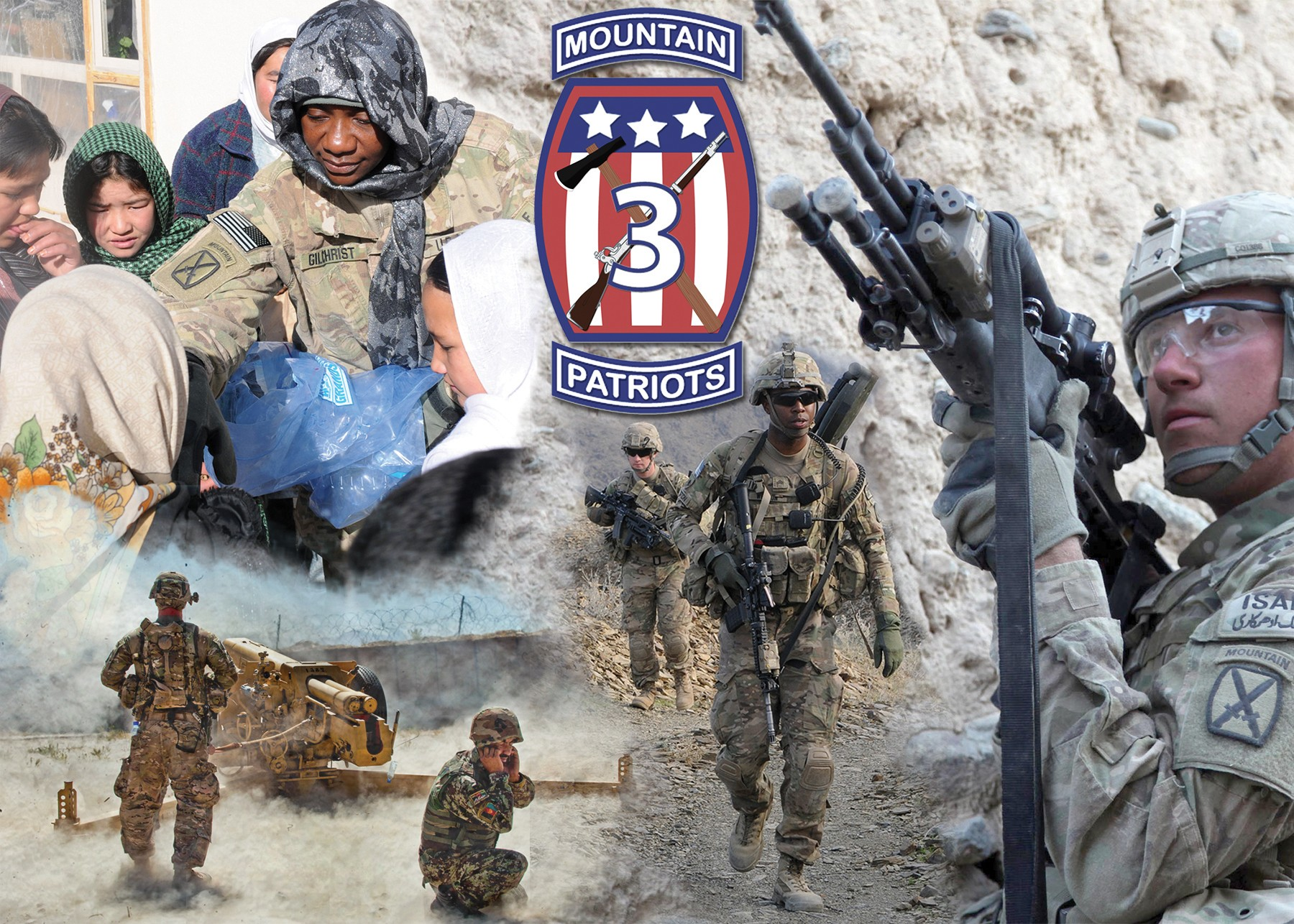 10th Mountain Division sister brigades complete decade of