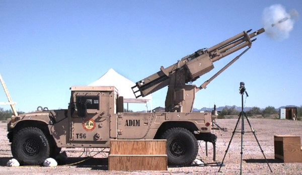Revolutionary mortar system to boost speed accuracy