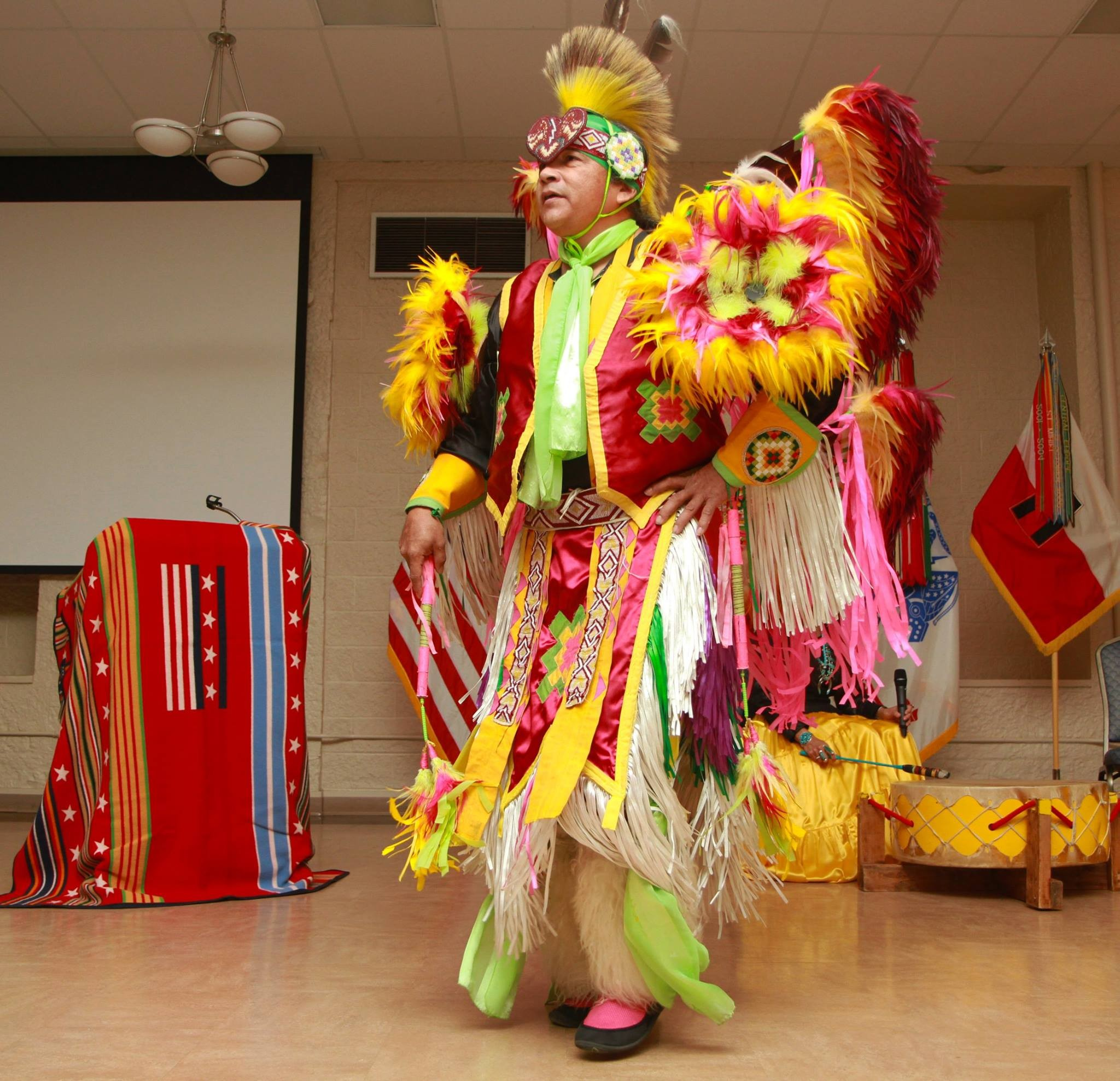 First Army Observes National Native American Heritage