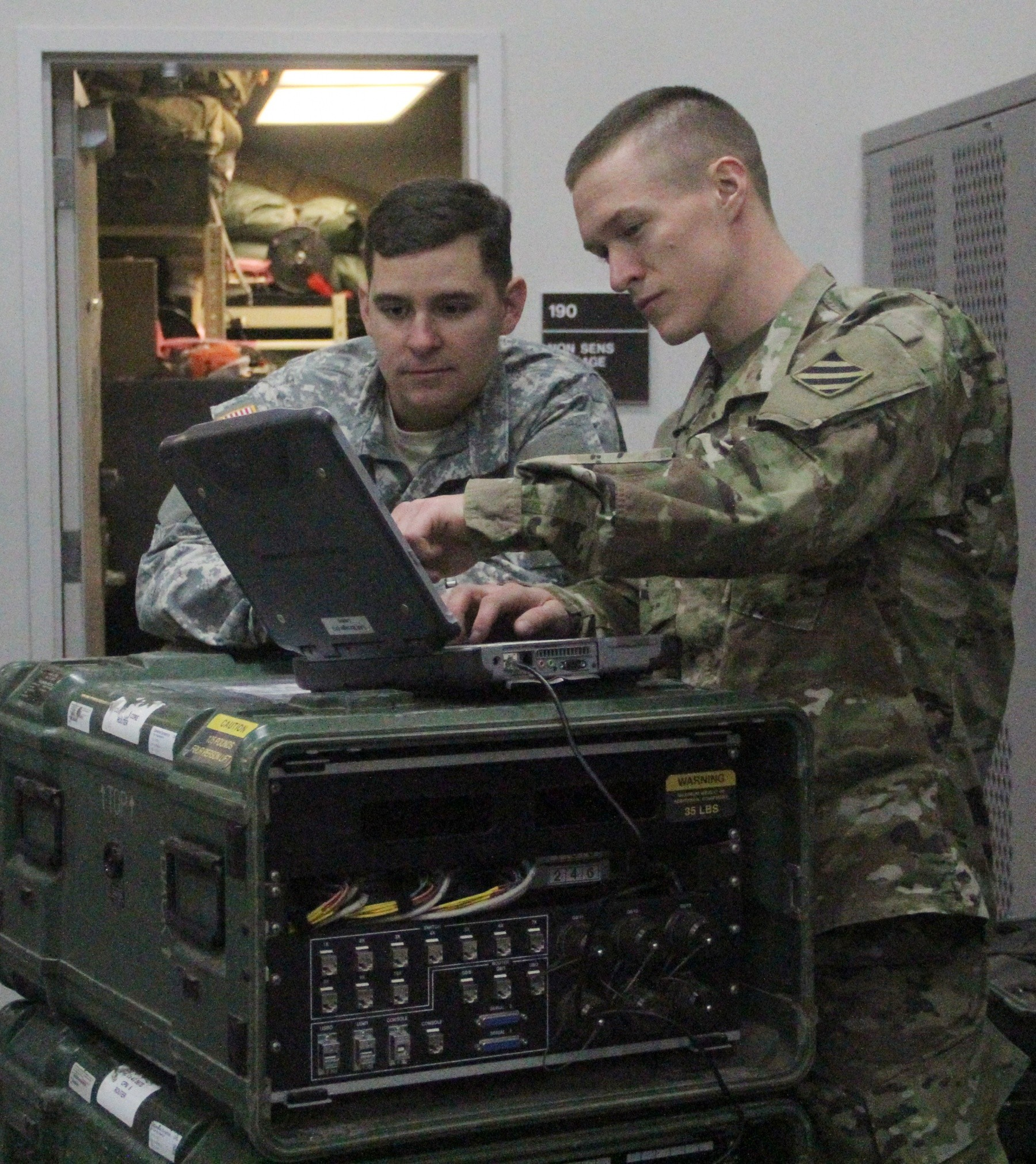 Cobra Company ensures commo readiness  Article  The United States Army