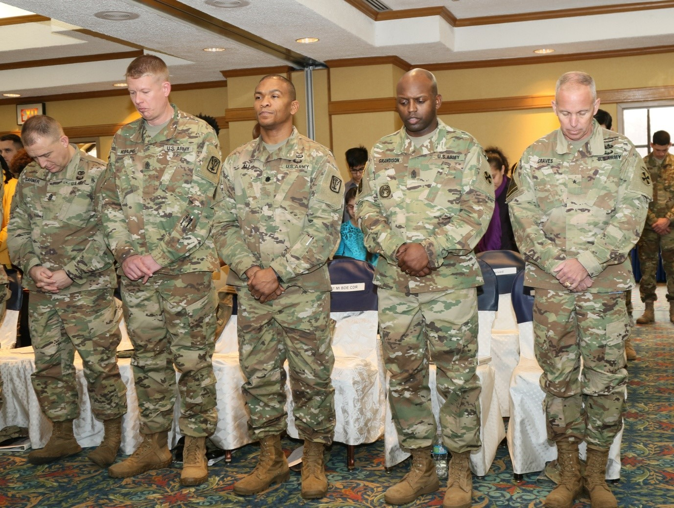 Eighth Army Celebrates Civil Rights Leader S Legacy