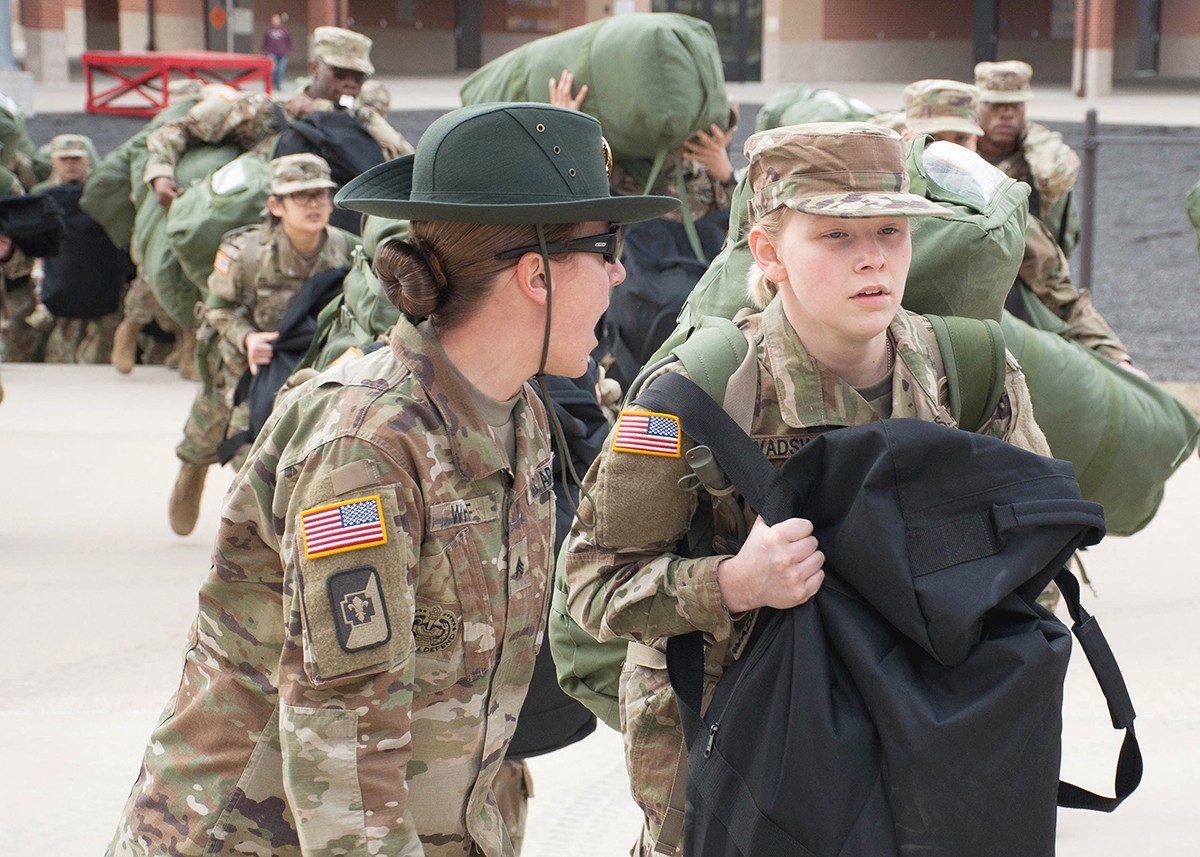 Welcome To Fort Leonard Wood Company Begins Training Day