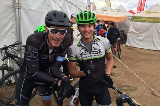 Fort Huachuca cyclists beat Lance Armstrong in Tucson race