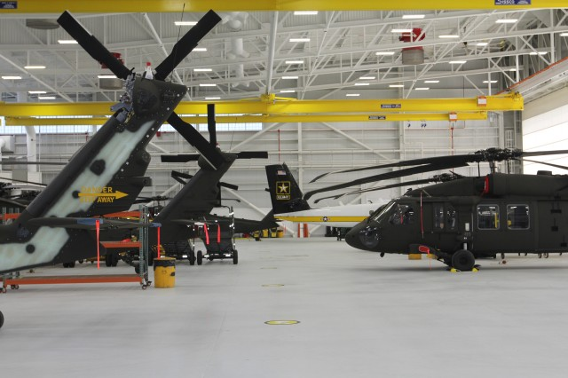 The CERDEC Flight Activity's unique skillset and expertise are regularly leveraged to develop quick-reaction capabilities on Army aircraft and to provide unique post-production modifications for most of the Army's UH-60 and HH-60 Black Hawk fleet.