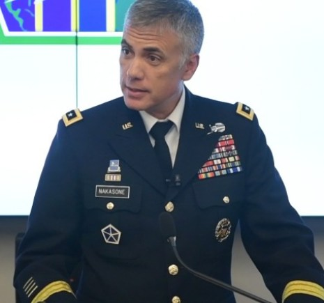 Lt. Gen. Paul M. Nakasone, commander of U.S. Army Cyber Command, spoke Monday at the ribbon-cutting for the Army Cyber-research Analytics Laboratory saying that ACAL was the result of a strong partnership between ARCYBER and the U.S. Army Research Laboratory.