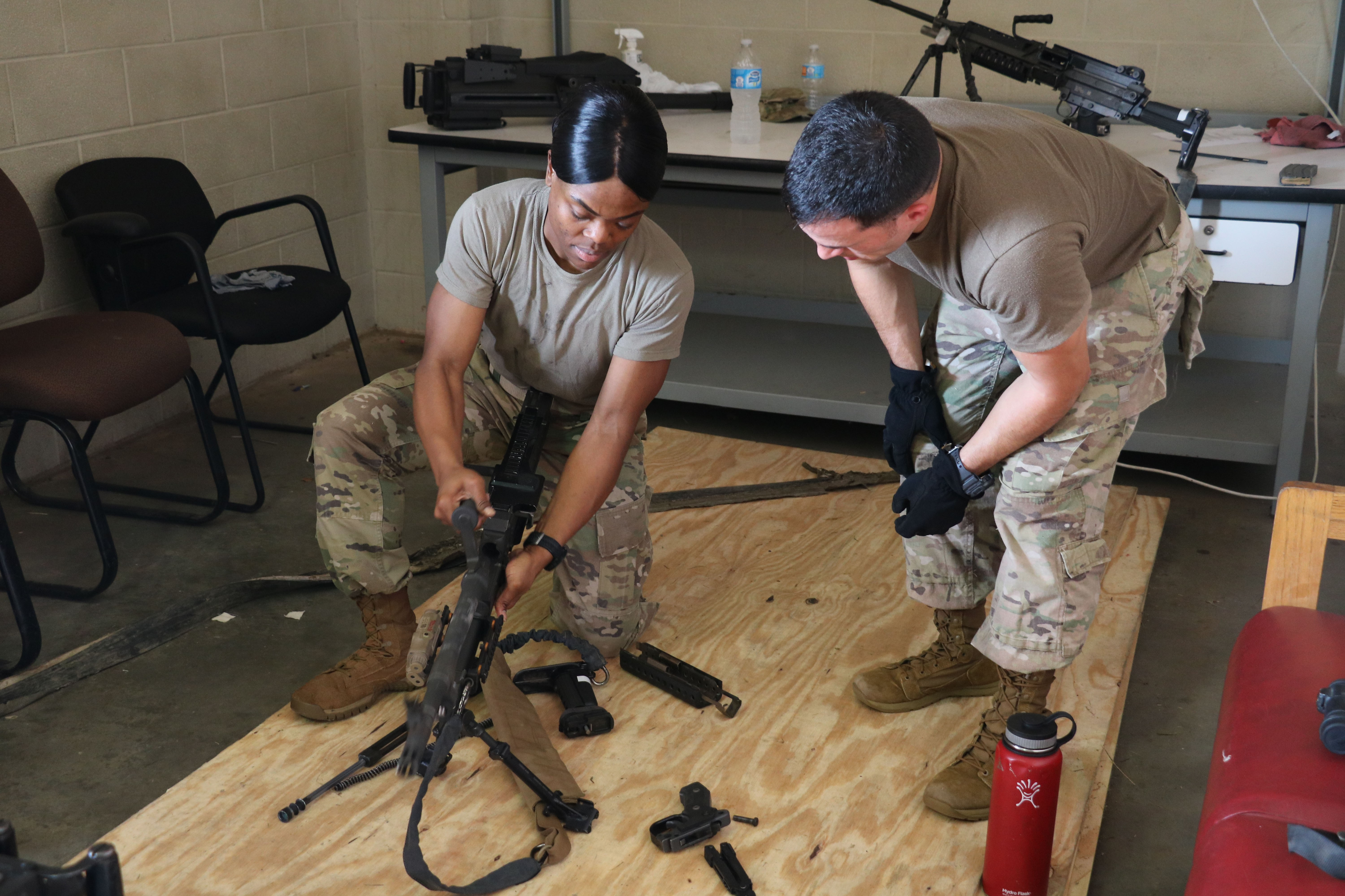 Fort Campbell Meddac Ncos Lead Medcom S Best Warrior Preps