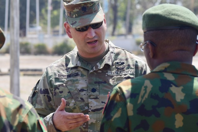 Nigeria  US Army partnership flourishes in Abuja  Article  The United States Army