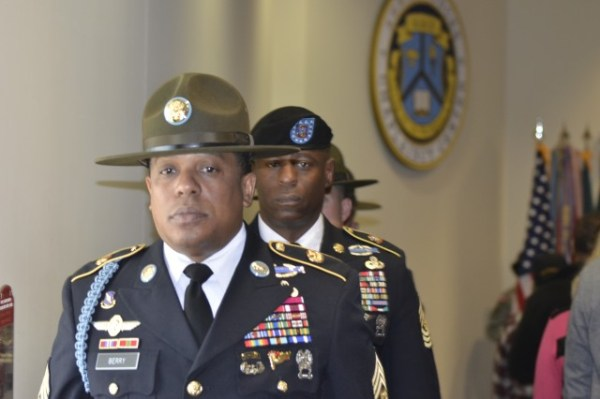 First group of Soldiers graduate from Drill Sergeant