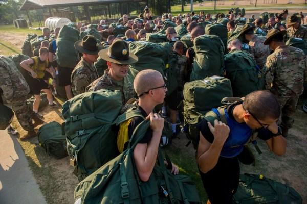 22-week Infantry Osut Pilot Program Trainees Graduate