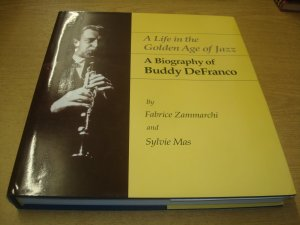 A Life in the Golden Age of Jazz cover
