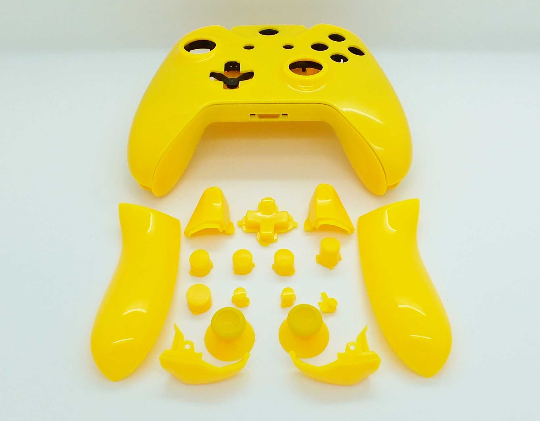 SOLID YELLOW CONTROLLER SHELL FOR XBOX ONE XBOX ONE