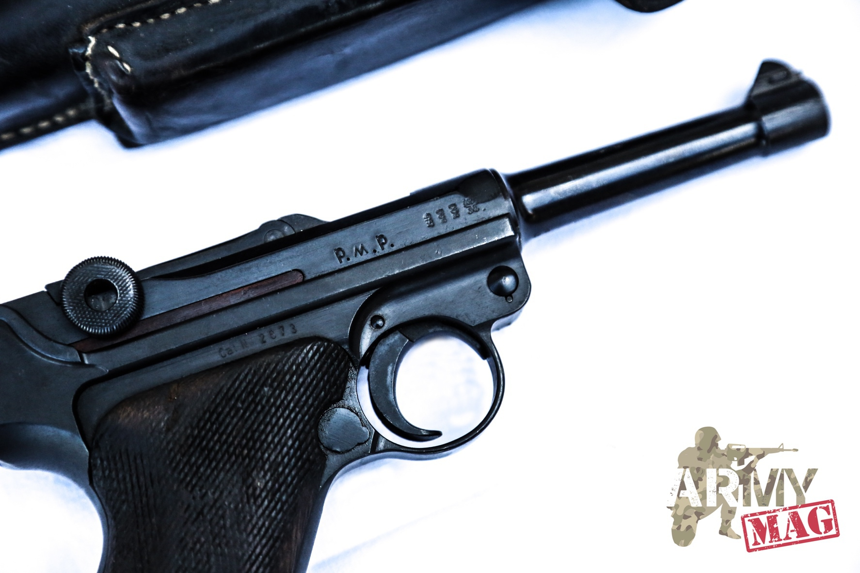 Luger P08 le armi della II guerra mondiale  ArmyMAG