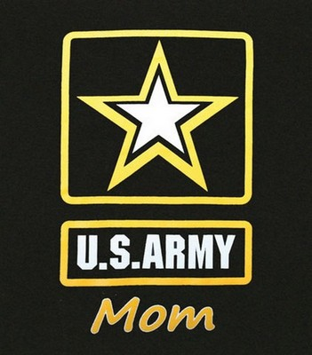 US Army Mom Babydoll TShirt Army Navy Shop