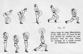 Peary Rader Workout Clean and Jerk Program
