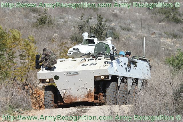 The VBCI of Nexter is the new armoured fighting vehicle in service for the French army infantry units.