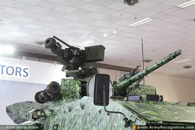Kestrel 8x8 amphibious armoured vehicle platform technical data sheet specifications information description intelligence pictures identification photos images Tata Motors India Indian army military technology defence industry