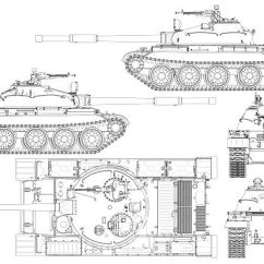 Ww1 Tank Diagram Two Way Anova Pdf T-62 Main Battle Mbt Technical Data Pictures Video