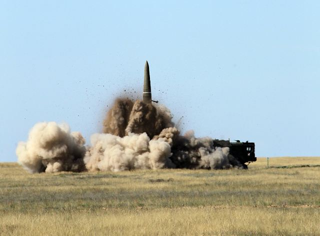 Russia Would Have Delivered Advanced Iskander Ss 26 Stone