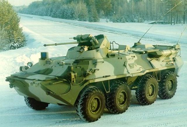 Kenya has acquired eight Russian made BRDM-3 reconnaissance vehicles and three helicopter gunships. The reconnaissance vehicles were acquired from Russia's top arms company Rosoboronexport after Kenya sought to purchase 88 of these vehicles for a total cost of $105.6 million in August 2011.