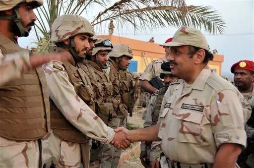 Saudi Arabia Army ranks combat field dress military