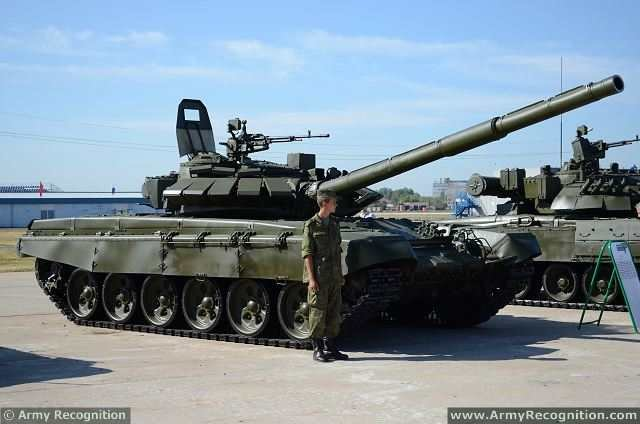 Russia deployed 2950 main battle tanks in four military districts 640 001