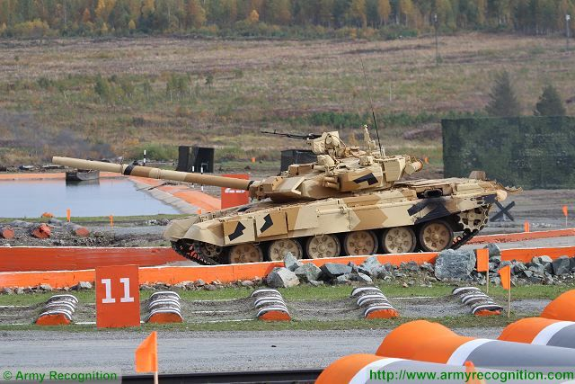 Since 2001, the interest of foreign customers to Russian MBTs has significantly increase. According to the Stockholm International Peace Research Institute`s (SIPRI) arms transfers database, in 2001-2015, Russia exported 1,416 T-90S tanks (both ready-to-use and kits for local licensed assembly) of 2,316 ordered MBTs.