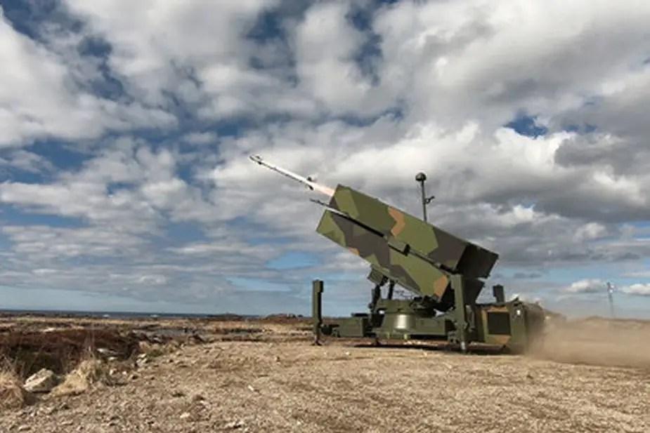 挪威Kongsberg公司:NASAMS防空系統首次進行AIM-9X Sidewinder Block II飛彈射擊測試作業 @ 阿棟的部落格 :: 痞客邦