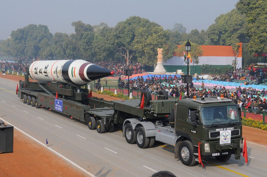 Agni-V ICBM could enter in service in 2020