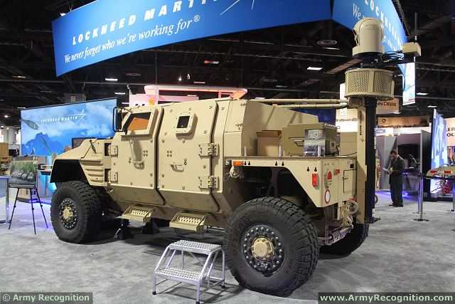 Jltv Joint Light Tactical Vehicle Army Hellfire Missiles