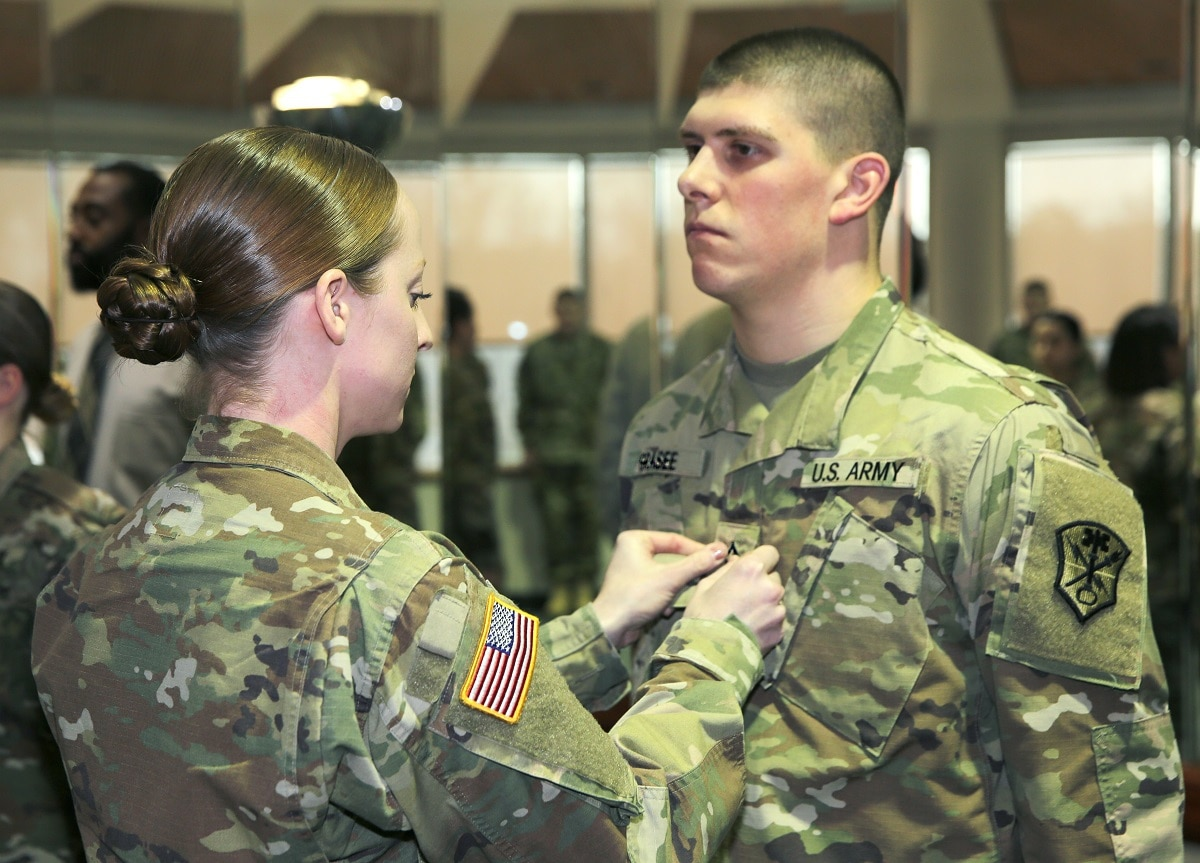 7 Tips To Help You Get That Next Army Promotion From A