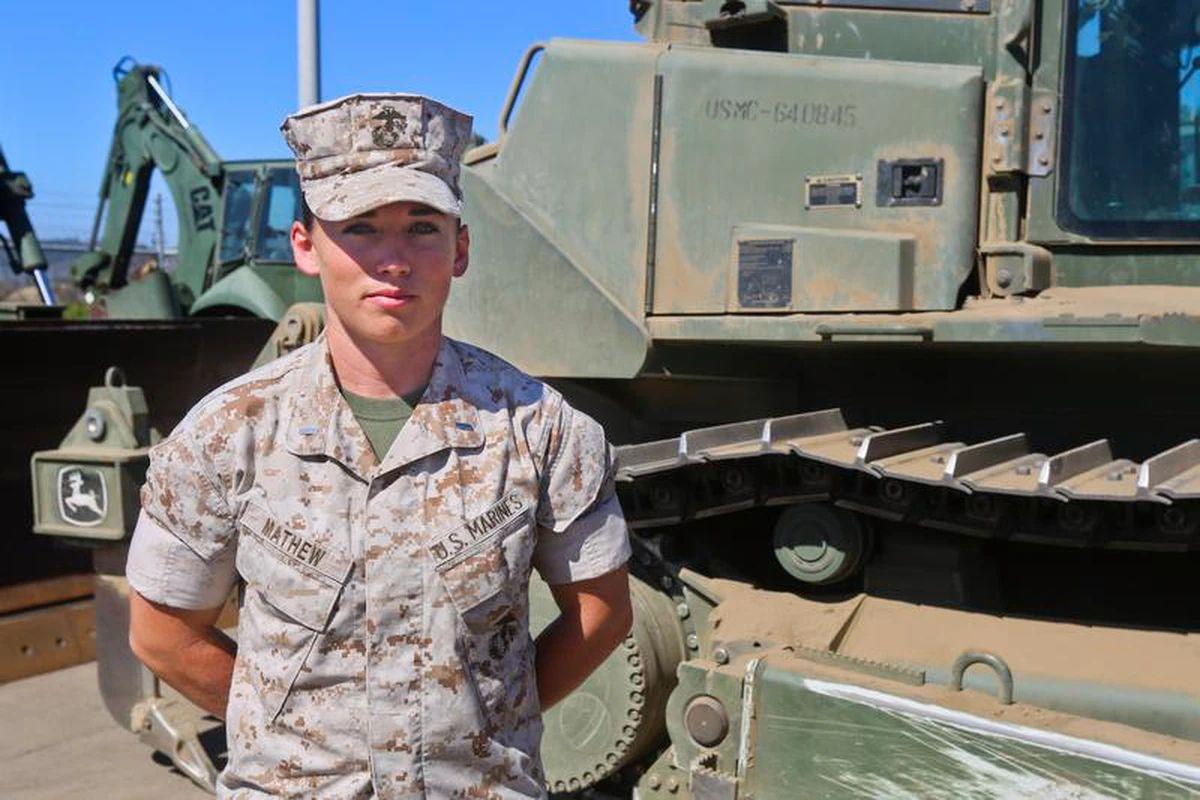 marines combat engineer