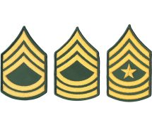 Army Announces Senior Enlisted Promotions April