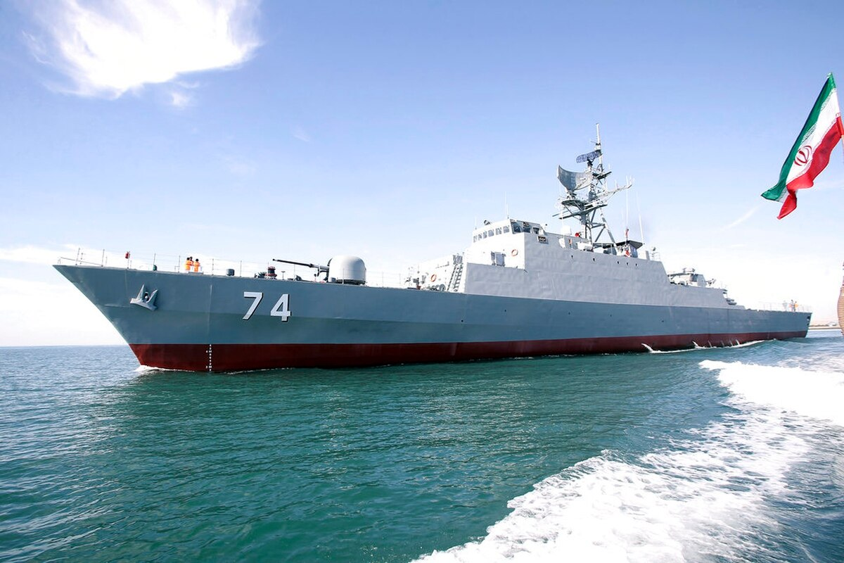 iranian navy vows to
