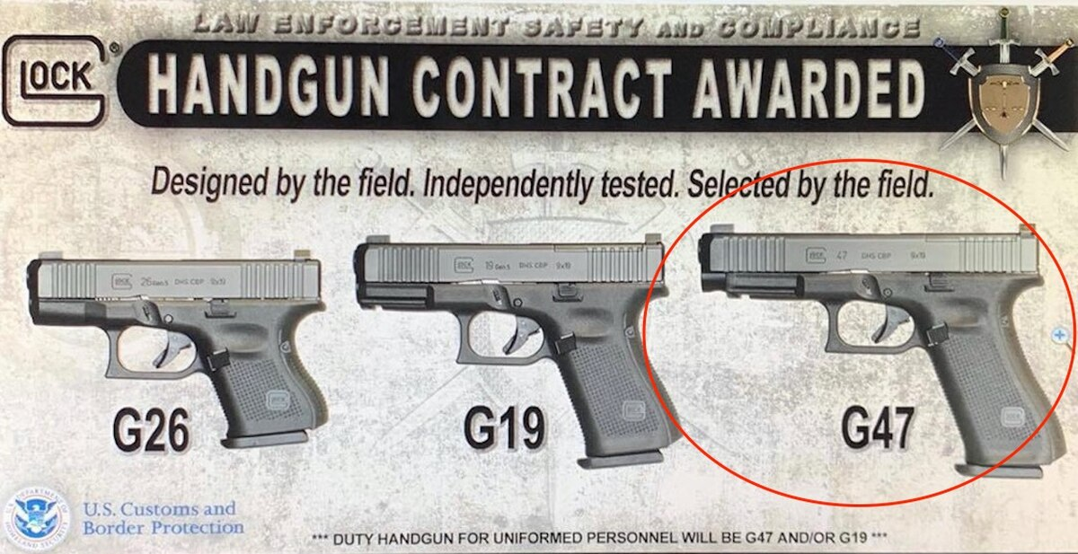 shhh glock just released