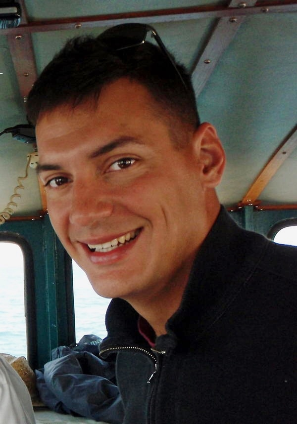 Marine veteran and freelance journalist Austin Tice has been missing in Syria since August 2012. (Family of Austin Tice/AP file)