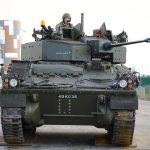 Lockheed Martin Touts Reliability Gains In British Army S Warrior Vehicle Upgrade