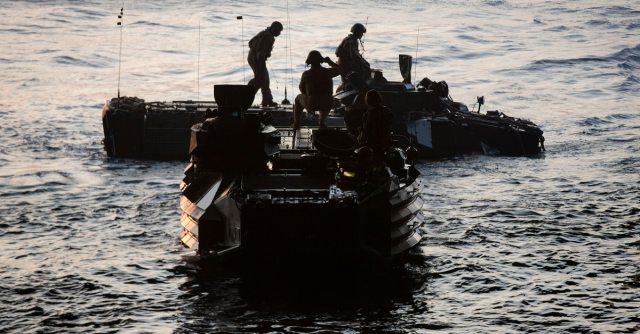 Commandant suspends waterborne AAV training as search for Marines, sailor  continues