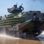 14 Marines 1 Sailor Hurt After Amphibious Assault Vehicle Catches Fire