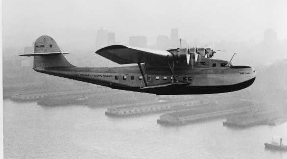 hight resolution of at this time in 1941 a clipper plane was trying to get home the hard way flying around the world
