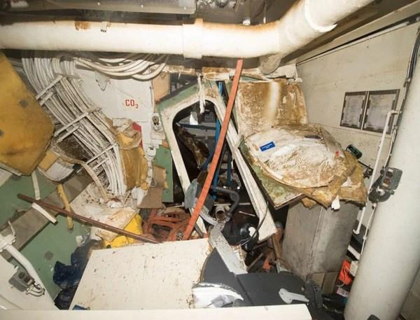 BR5TAM6TJJG7NCWSV4TZ7USRJI Американские моряки разучились крутить штурвал