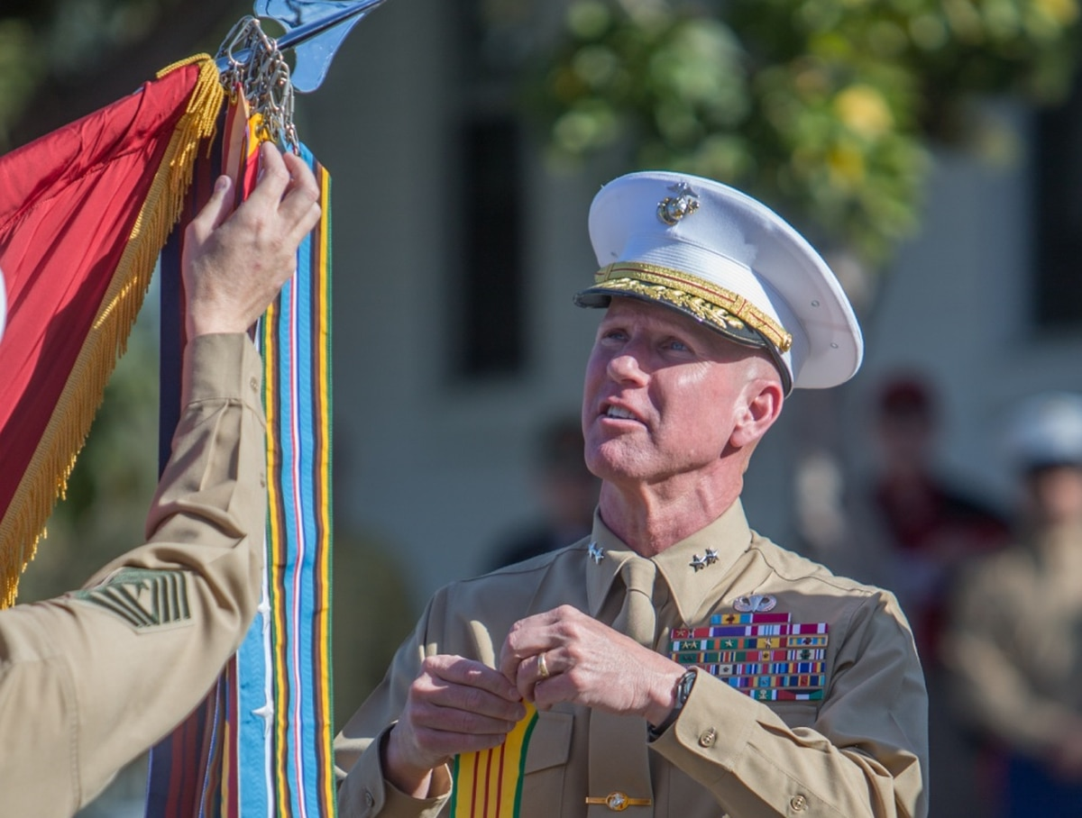 Marine Commander Showed Personal Interest And Bias In